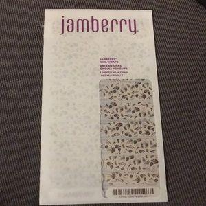 Jamberry Nail Wraps Olive Paradise